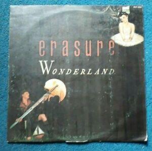 Erasure Rare Zimbabwe Promo Wonderland Duran Mode Culture Bowie Pet shop OMD 2