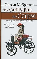The Cart Before the Corpse (Thorndike Press Large Print Clean Reads)-ExLibrary