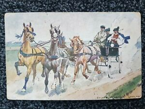 Antique German Postcard