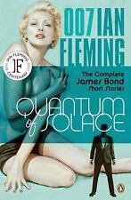 Quantum of Solace: The Complete James Bond Short Stories-ExLibrary