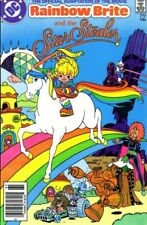 Rainbow Brite and the Star Stealer 1 HTF Movie Adaptation Jose Delbo 1986 NM
