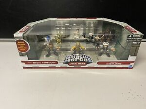 Star Wars Galactic Heroes Yavin 4 Medal Ceremony Brand New Sealed HTF Rare