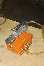 Amp/Tyco Pneumatic Crimp CRIMPER Tool 314766-1 30-122469