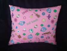 Decorative Accent Couch-Sofa Pillow - Girl Souts Pillow