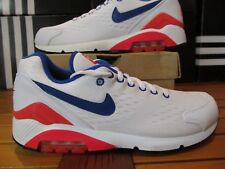 293a6d622c3 Neuf Nike Air Max 180 Em Blanc Solaire Rouge Outremer 10 579921 160 Og 1 90
