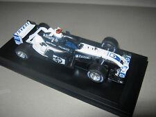 1:43 Williams BMW FW26 J.P. Montoya Monaco GP 2004 Tameo handbuilt modelcar