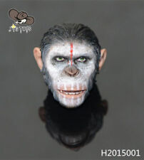 onesixth 1/6 Rise of the Planet of the Apes Caesar head sculpt