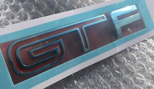Ford Falcon FPV FG GTF sedan ute GT-F genuine BADGE emblem