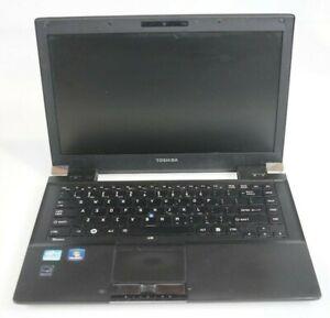 """Toshiba Tecra R940-S9420 14"""" Intel i5-3320M 2.6GHz Parts Repair No RAM HDD BATT"""