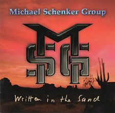 Michael Schenker Group Written Japan CD No Obi 2 Bonus Tracks Hard Rock UFO