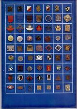 63 PIN CHESS CLUBS, TOURNAMENTS, OLYMPIAD YUGOSLAVIAN EDITION PINS ON TABLE