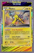 Raikou Holo - XY8:Impulsion Turbo - 55/162 - Carte Pokemon Neuve Française