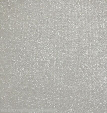 Grey with Silver Glitter Wallpaper