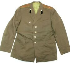 GENUINE RUSSIAN ARMY OFFICERS JACKET (NO1)