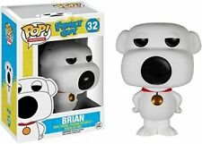 Family Guy Brian Pop Vinyl Figure #32 Funko 2015