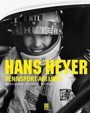 BUCH HANS HEYER Rennsport am Limit NEU DRM Gr.5 Sportfahrer Verlag 300 Seiten