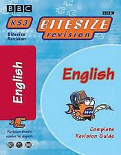 Very Good, KS3 BITESIZE COMP. REVISION ENG PB (E05) (Bitesize KS3), Eddy, Steve,