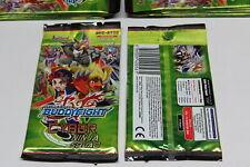 Future Card Buddyfight Cyber Ninja Squad Lords 2x Booster Packs TGC NEW