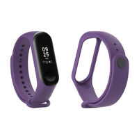 Original Replacement For Xiaomi Mi Band 3 Silicone Watchband Strap Bracelet
