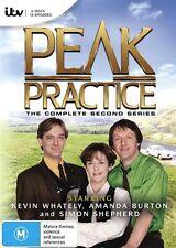 - Peak Practice : Complete Series 2 (DVD, 4-Disc Set) BRAND NEW [REGION 4]