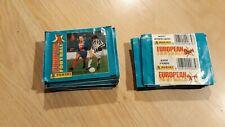 European Football Stars, 1997, Panini, 50 Packs With Stickers