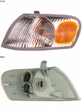 New Left Corner Light Turn Signal Lamp Fits 1998-2000 Toyota Corolla Driver Side