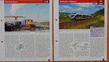 + Das große Archiv der Eisenbahnstrecken - 10 Strecken zum Aussuchen aus Liste +