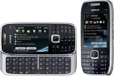 Nokia E75 - Silver Black (Unlocked) Smartphone