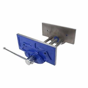 """8"""" Bench Vice Wood Working Clamp Carpenters Carpentry Vice Clamping Vise"""