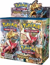 Pokemon XY Breakpoint Booster New Sealed TCG Card Game - 1 BOOSTER PACK