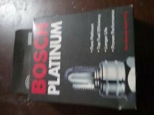 Spark Plug-Platinum Bosch 4203 set of 4