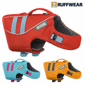 Ruffwear Canine Life Jacket Float Coat NEW design for dogs & puppies