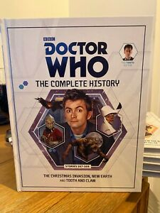 DOCTOR WHO - The complete history - Volume 51: CHRISTMAS INVASION - TOOTH AND..