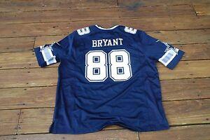 Dallas Cowboys Dez Bryant Adult XL Nike Jersey
