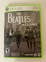 The Beatles Rock Band Xbox 360 Used Game Xbox Live A11