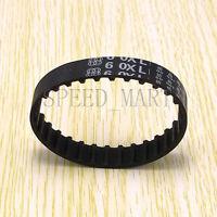 5 x 156XL 156XL037 Timing Belt 78 Teeth Cogged Rubber Geared Belt 10mm Wide