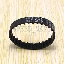 60XL 60XL037 Timing Belt 30 Teeth Black Cogged Rubber Geared Belt 10mm Wide