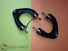 2 Front Upper Control Arms Ball Joints 88 89 90 91 HONDA CIVIC / CRX 88-91