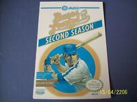 Baseball simulator 1000  NES 8 Bit Nintendo Vidpro Card