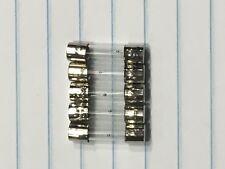 1 LOT=Qty 5 Fuse MDL 7A 7A250V Slow-Blow Glass Fuse 7 Amp size 5X20 mm
