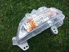 Mazda 3 Sport Plastic Lens Front Signal Light Right Drivers Side 2014 - 2016