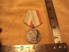 RUSSIAN SOVIET LABOR MEDAL ORDER AWARD WAR GERMANY