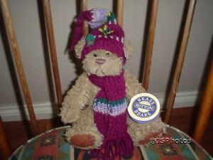 Brass Button Pickford Bears Dooley Serenity Bear 1996