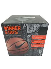 Nike Winner Stays Dominate Soft-touch Bb0361 801 Basketball Rugged Sz 7 Brown Ds