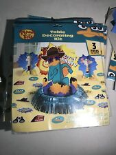 Disney Phineas and Ferb Table Decorating Kit
