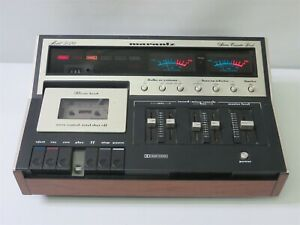 Vintage Marantz 5120 Stereo Cassette Recorder Player Tape Deck (1976) ~ TESTED