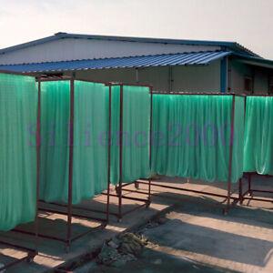Nylon Silk Nets Fishing Net Monofilament Semi-Finished Products 10-18cm Holes