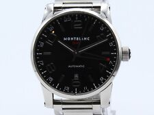 Montblanc GMT Automatic Steel 7081