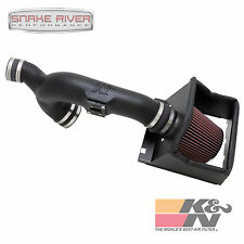 K&N PERFORMANCE COLD AIR INTAKE SYSTEM FOR 11-14 FORD F150 TURBO ECOBOOST 3.5L