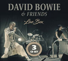 LIVE BOX (3CD)  by DAVID BOWIE  Compact Disc - 3 CD Box Set  1148302